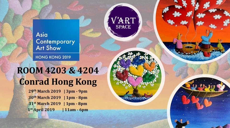 Asia Contemporary Art Show - Spring 2019